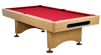Michigan American pool table