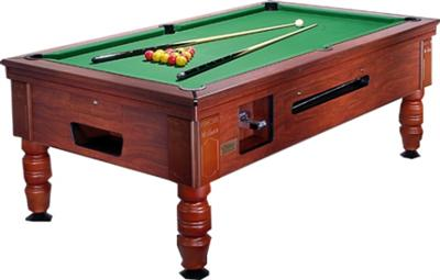 English pub pool table